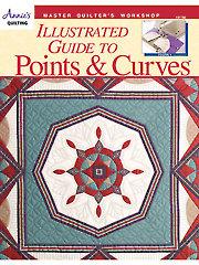 Master Quilter's Workshop Illustrated Points & Curves