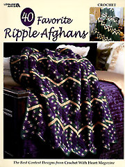 40 Favorite Ripple Afghans