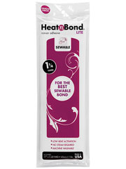 "Heat N Bond Lite-1 1/4 yds. x 17"""