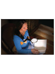 Lighted Hands-Free Magnifier