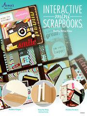Interactive Mini Scrapbooks
