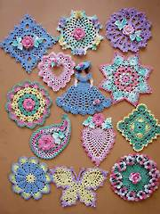 Dainty Little Doilies - Electronic Download