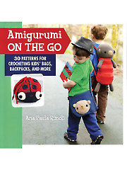 Amigurumi on The Go Crochet Pattern