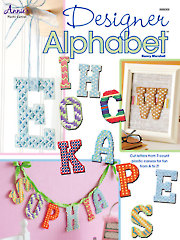 Designer Alphabet - Electronic Download