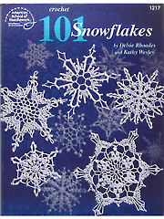 101 Snowflakes - Electronic Download