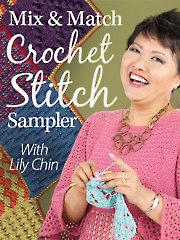 Mix & Match Crochet Stitch Sampler