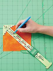 No-Hassle Triangles Gauge