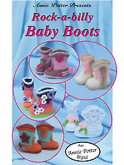 Rock-a-Billy Baby Boots - Electronic Download A837458