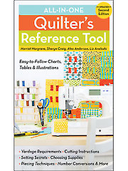 All-in-One Quilter's Reference Tool, Second Edition