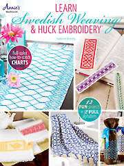 Learn Swedish Weaving & Huck Embroidery - Electronic Download