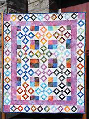 Celtic Landing Quilt Pattern - Electronic Download