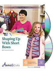 Shaping Up With Short Rows DVD