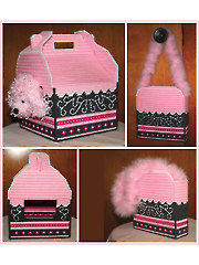 My Little Pet Carrier & Purse - Electronic Download