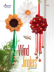 Plastic Canvas Wind Jinglers - Electronic Download A888094