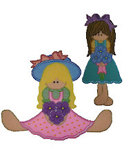 Springtime Dolls in PC - Electronic Download