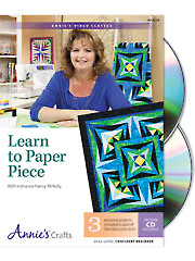 Learn to Paper Piece Class DVD