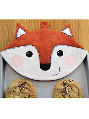 Foxy! Hot Pad Sewing Pattern - Electronic Download