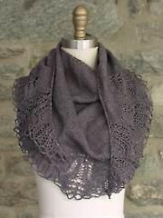 Trufa Shawl Knit Pattern