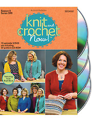 Knit and Crochet Now! Season 5 DVD
