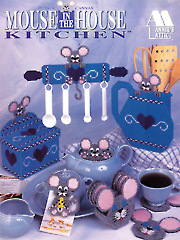 Mouse in the House Kitchen - Electronic Download A878907