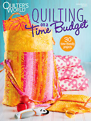 Quilting on a Time Budget - Electronic Download