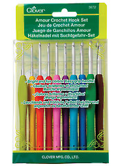 Amour Crochet Hook Set
