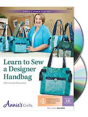 Learn to Sew a Designer Handbag Class DVD