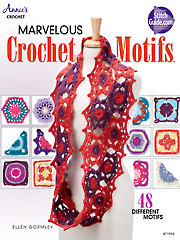 Marvelous Crochet Motifs - Electronic Download
