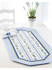 Break Time Table Runner Pattern - Electronic Download