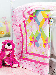 Cotton Candy Quilt Pattern - Electronic Download