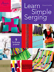 Learn Simple Serging - Electronic Download