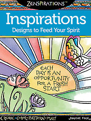 Zenspirations(tm)Coloring Book Inspirations Designs to Feed Your Spirit