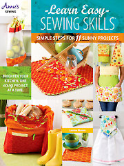 Learn Easy Sewing Skills - Electronic Download