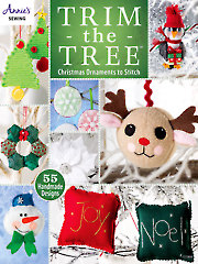 Trim the Tree: Christmas Ornaments to Stitch - Electronic Download