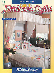 Favorite Heirloom Quilts - Electronic Download