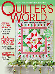 Quilter's World Autumn 2014 - Electronic Download VM08183