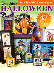 Just CrossStitch Halloween 2014 - Electronic Download