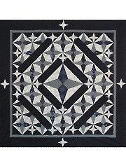 North Star Quilt Pattern