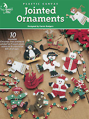Jointed Ornaments - Electronic Download