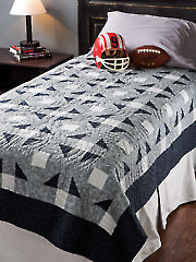 College Bound Quilt Pattern - Electronic Download