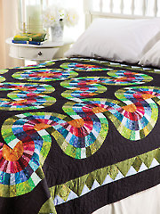 Mountain Pass Quilt Pattern - Electronic Download