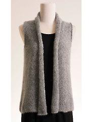 Shale Vest Knit Pattern
