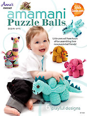 113005 Crochet Amish Puzzle Ball Pattern