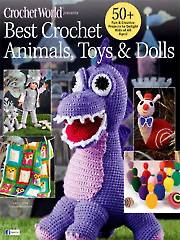 Best Crochet Animals, Toys & Dolls - Electronic Download