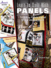Learn to Quilt With Panels - Electronic Download