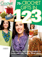 Crochet Gifts in 1-2-3 - Electronic Download