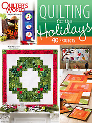 Quilting for the Holidays - Electronic Download