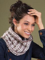 Amity Cowl Knit Pattern