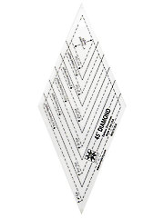 45° Diamond Ruler