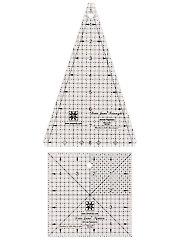 EZ Dear Jane(R) Wedge and Square Ruler Set
